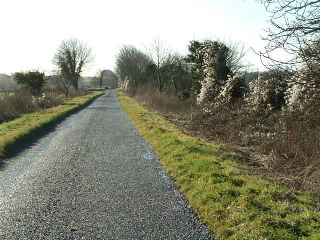The Road from Ardington