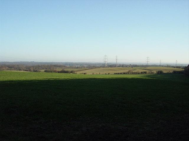 Farmland North of Chilworth