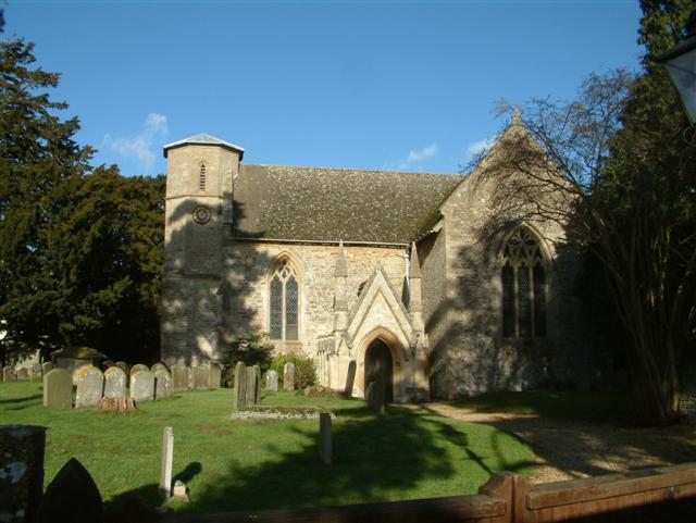 St. Nicholas' Church, Fyfield