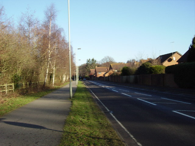 Knightwood Road, Valley Park, Chandlers Ford