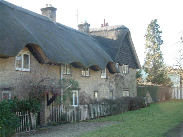 Cottages at Tubney