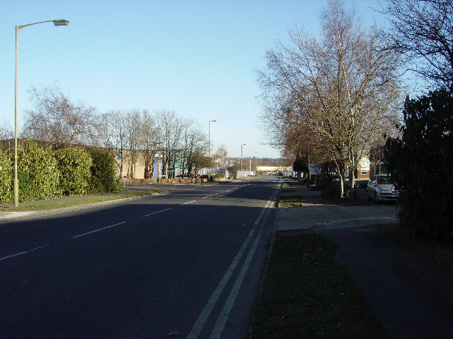 School Lane, Chandlers Ford Industrial Estate