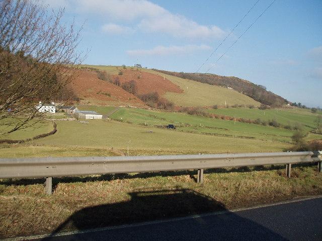 Cwm Cottage Farm (Near Bethel)