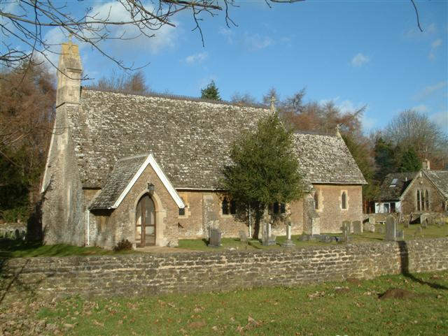 St Lawrence's Church, Tubney