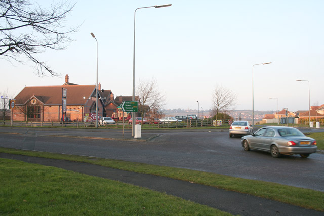 Barrowby Road, Grantham