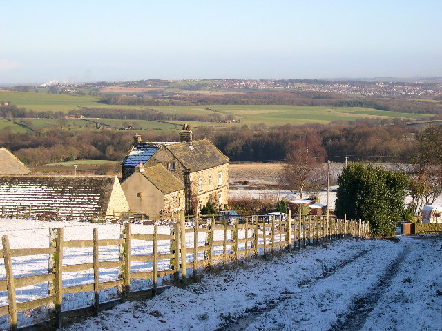 Well Houses near Wortley, South Yorkshire