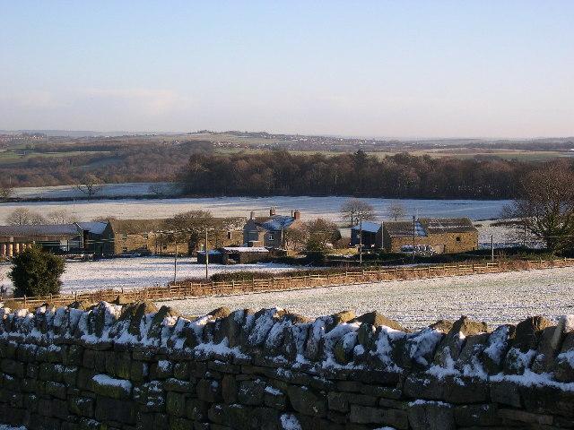 Northorpe Farm, near Wortley, South Yorkshire