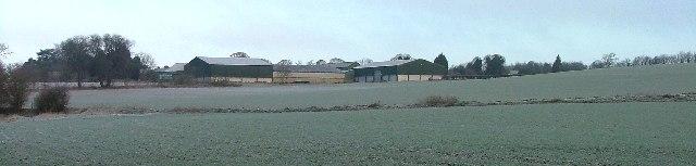 Bury Farm, Radwell