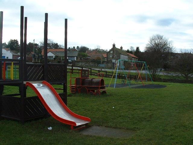 Burniston Play Park
