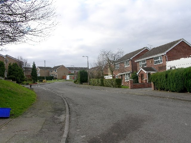 Greenhall Road, Eckington, NE Derbyshire