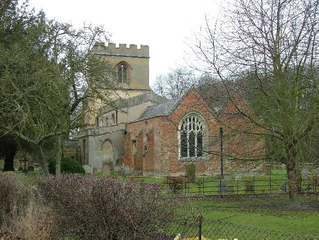 St Faith's Church, Hexton.