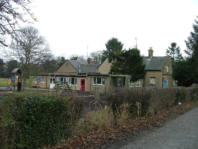 Hexton JMI School.