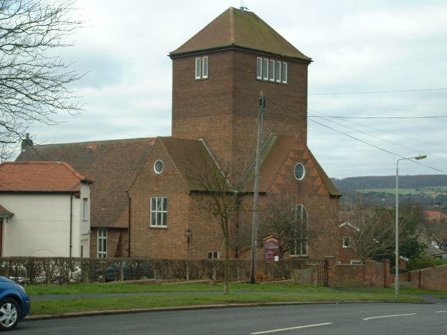 St Mark's Church, Newby