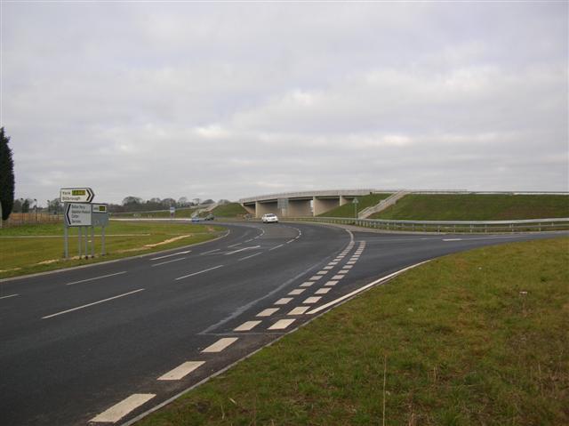 A64 - Colton Lane