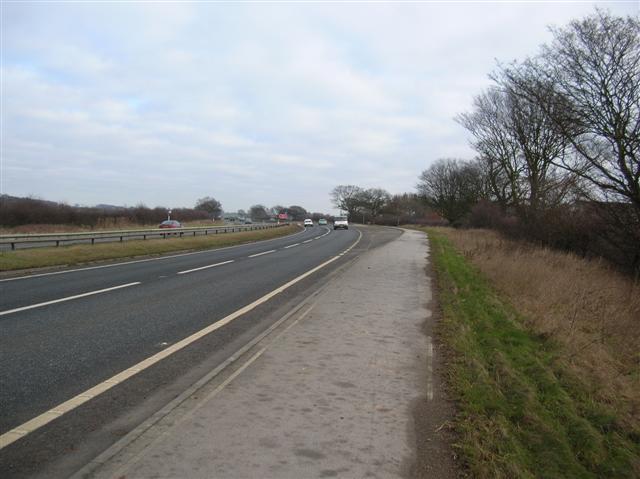A64 - Bowbridge farm