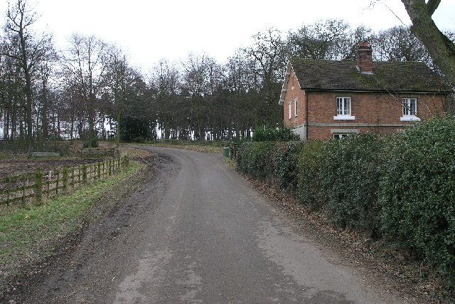 Bridleway to Scofton
