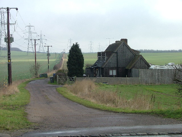 Swedish Cottages.