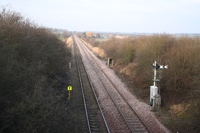 Lincoln to Retford line