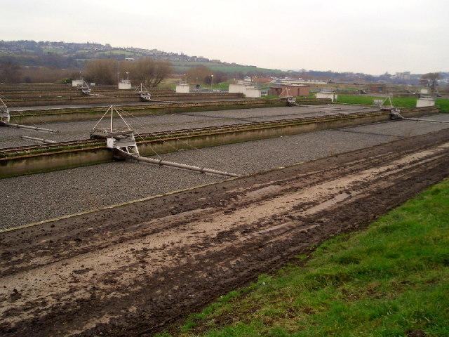 Dewsbury Sewage Works