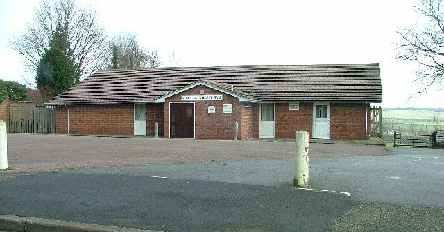 Streatley Village Hall.