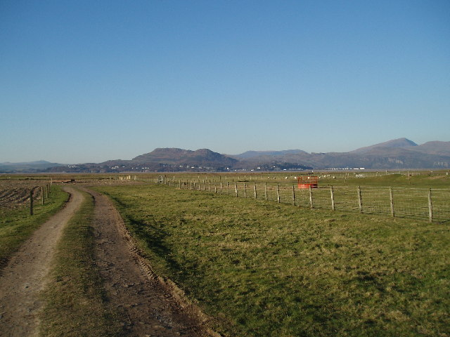 View from Glan-y-morfa