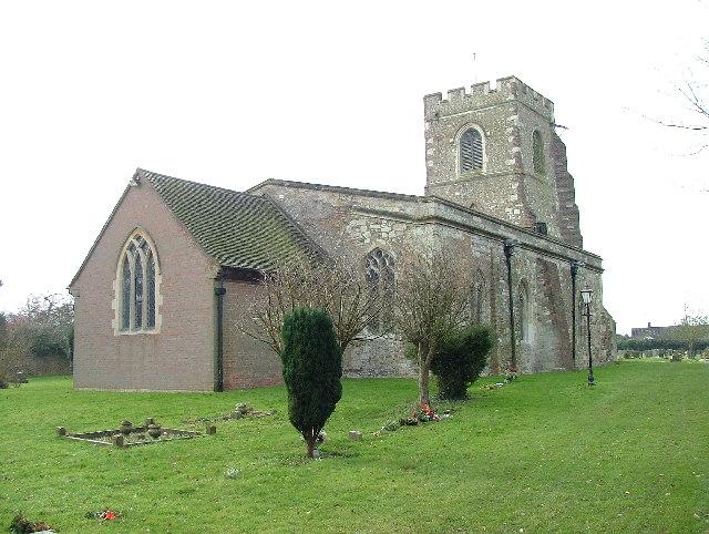 St Margaret's Church, Streatley.