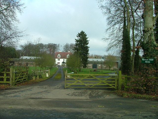 Barton Hill Farm.