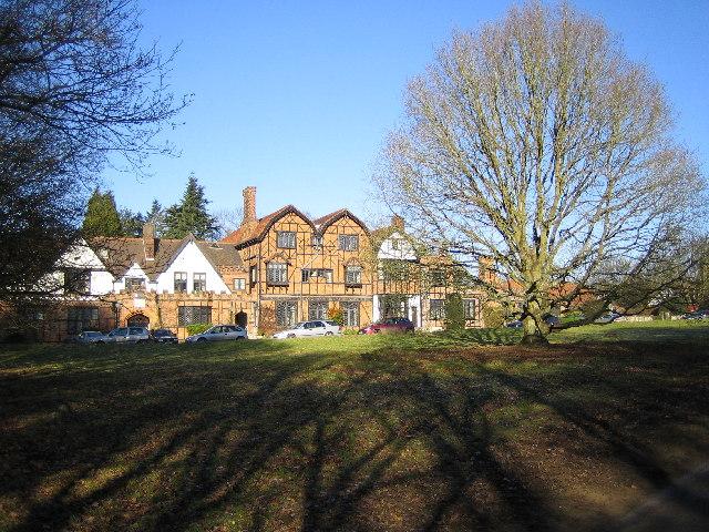 Chipperfield: Commonwood House, Commonwood