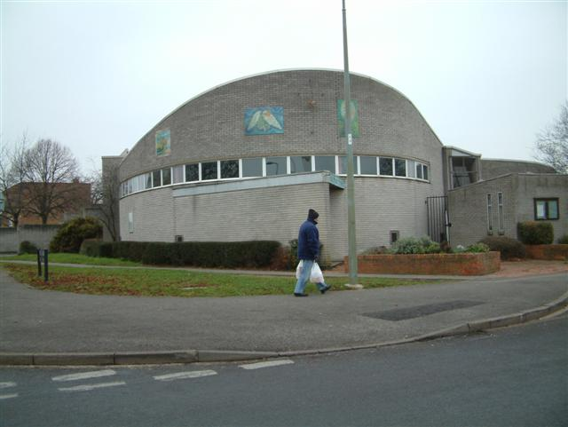 Holy Family Church, Blackbird Leys