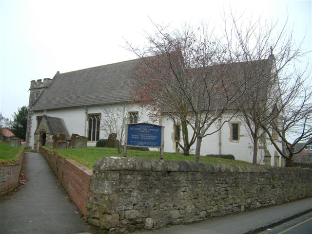 Church of St, James the Apostle, Cowley