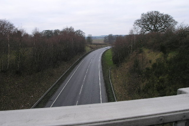 A57 Worksop By-pass