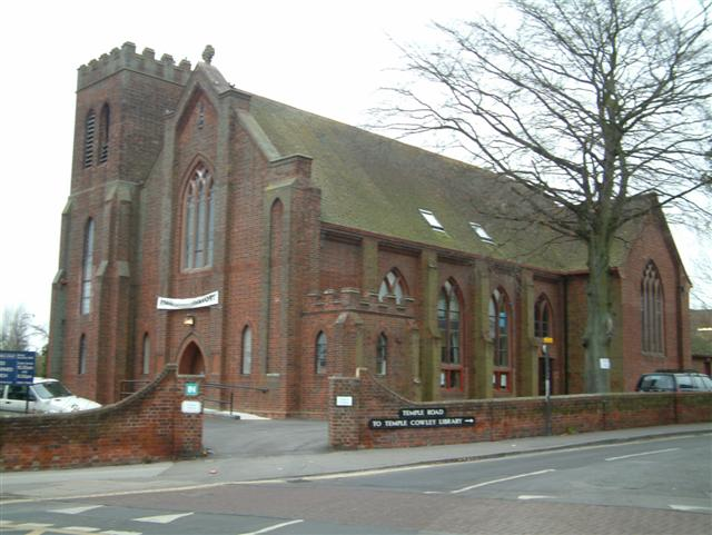 United Reformed Church, Temple Cowley