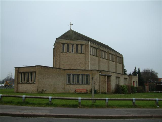St, Mary's Church, Headington