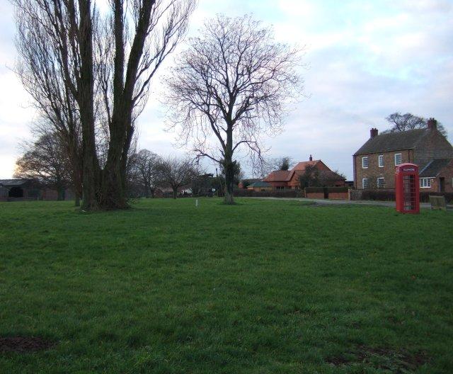 Gateforth Village Green