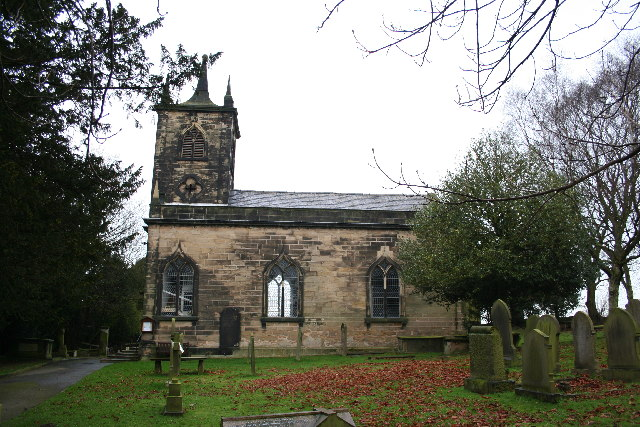 St.James' church, Ravenfield