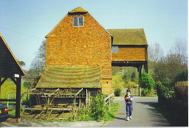 Shalford Mill.
