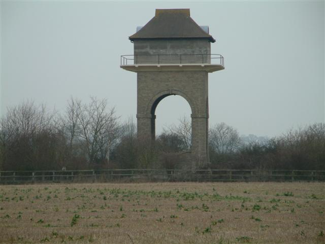 Trow Pool Water tower