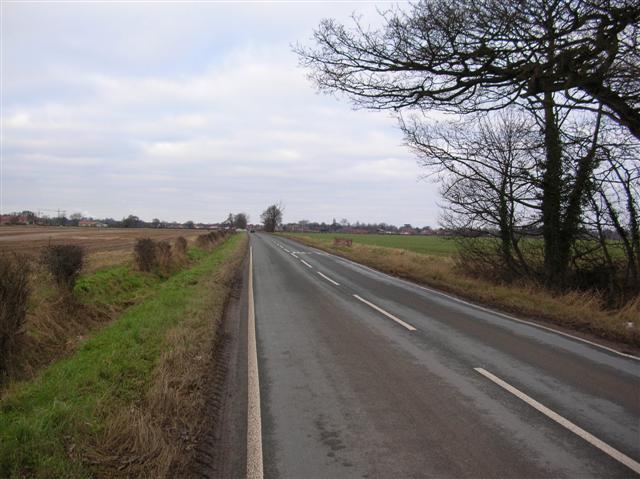 Road to Bishopthorpe