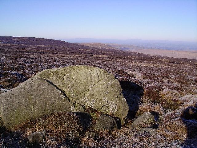 Near Wolfhole Crag