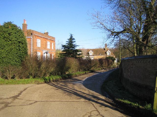 Kings Langley: Langley Lodge Lane