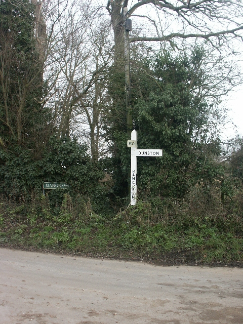 Signpost, Mangreen