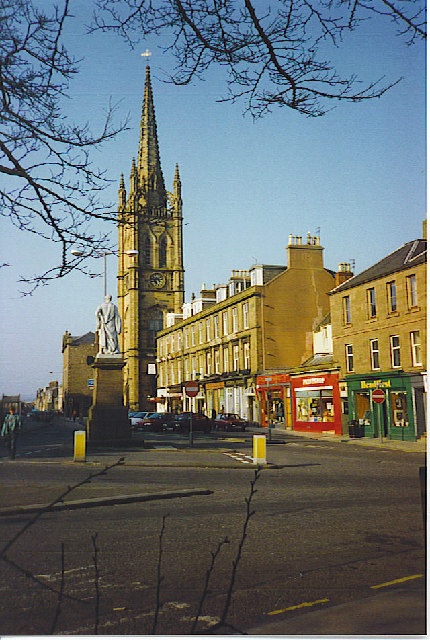 The Steeple, Montrose.