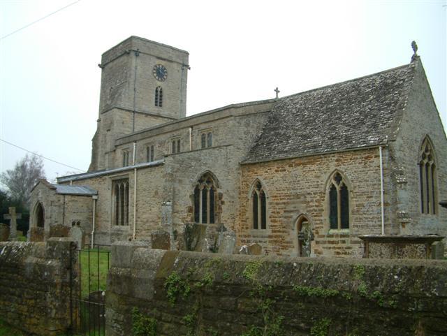 St, Mary's Church, Lower Heyford
