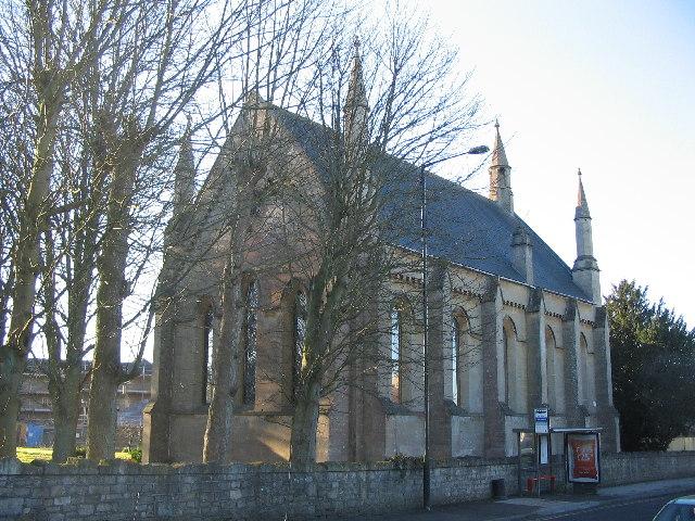 St. Martins church, Odd Down
