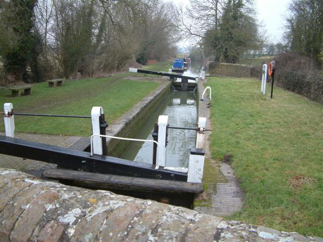 Allen's Lock, Upper Heyford
