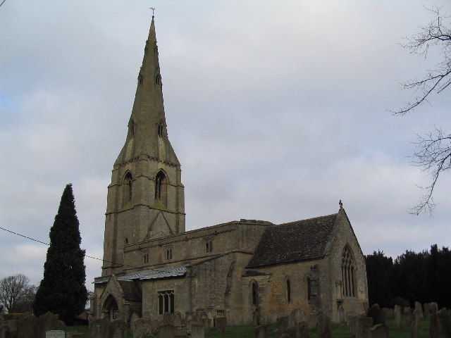 Church of St Mary, Greetham