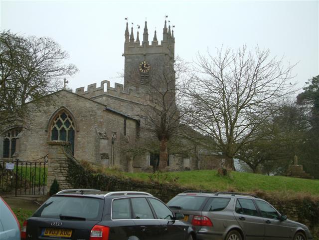 St. James Church, Somerton