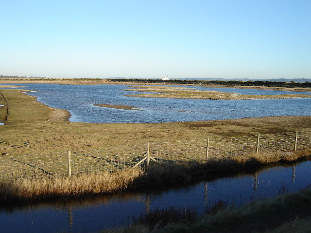 Normandy Marsh, near Lymington