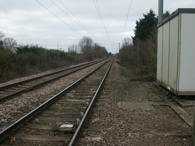 Site of Swainsthorpe station