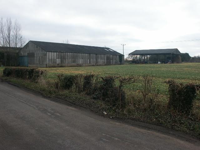 Barns, Mulbarton